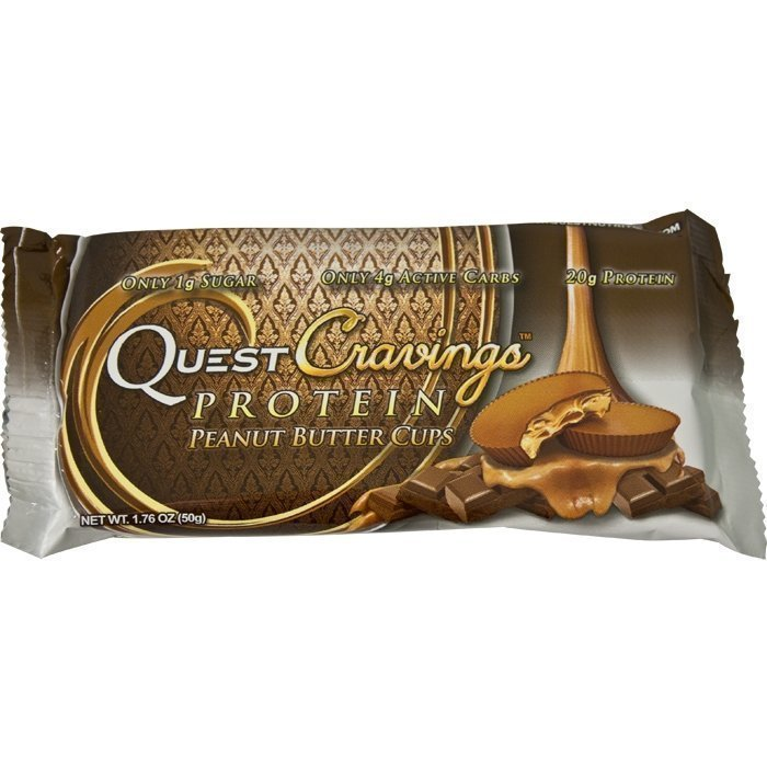Quest Nutrition Quest Cravings 50 g Peanut Butter Cup