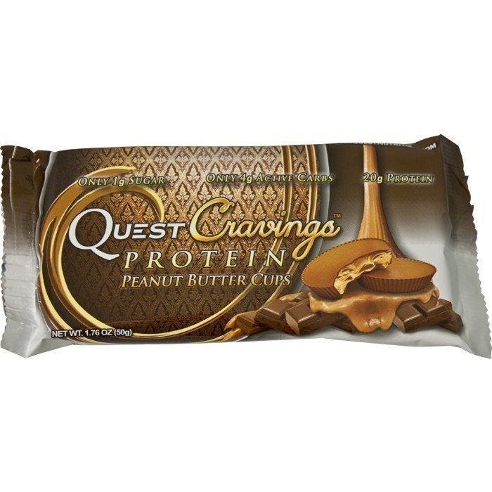 Quest Nutrition Quest Cravings 50 g Peanut Butter Cup