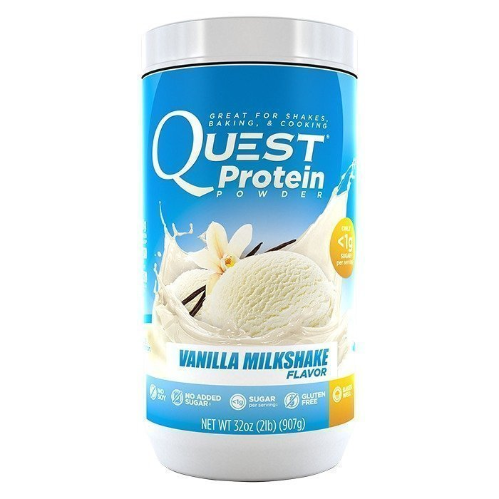 Quest Nutrition Quest Protein Powder 907 g Strawberries & Cream
