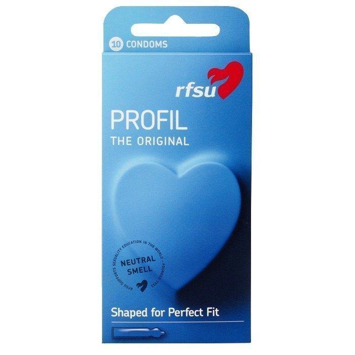 RFSU Profil Kondomi 10 kpl
