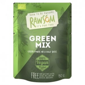 Rawsom Luomu Green Mix 150 G
