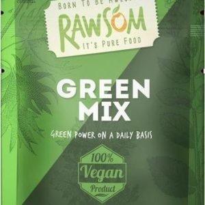 Rawsom Luomu Green Mix Viherjauhe