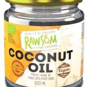 Rawsom Luomu Kookosöljy