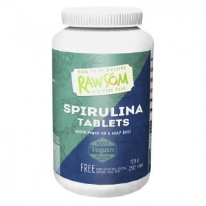 Rawsom Spirulina 250 Tablettia