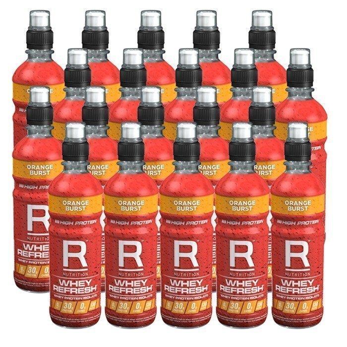 Reflex 20 x Whey refresh 500 ml