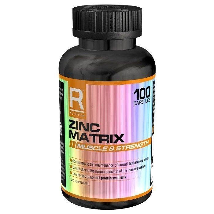 Reflex Zinc Matrix 100 caps