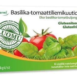 Reformi Luomu Basilika-Tomaattiliemikuutio
