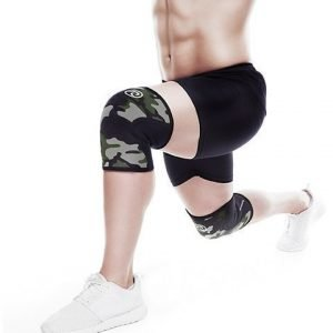 Rehband Rx Knee Support Black/Camo 5mm