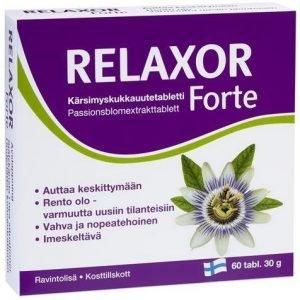 Relaxor Forte