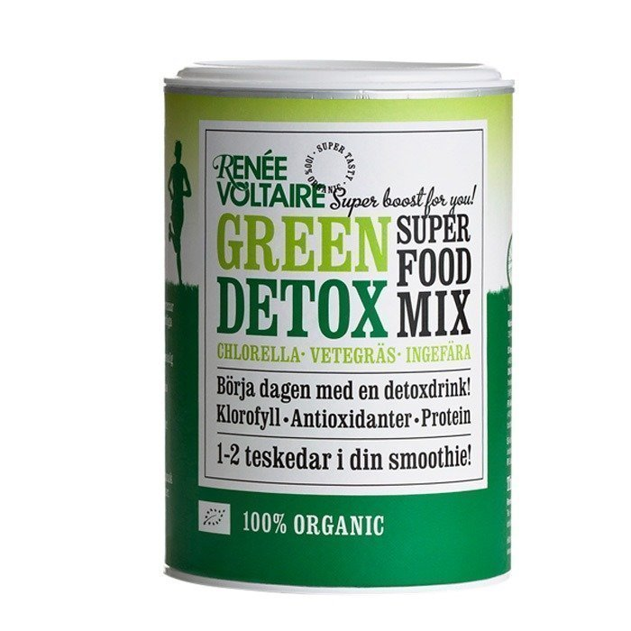 Renée Voltaire Superfood Mix Green Detox 100 grammaa