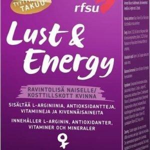 Rfsu Lust & Energy Naiselle