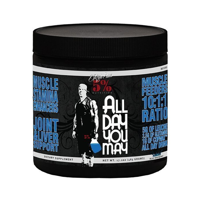 Rich Piana All Day You May 450g