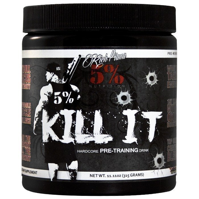 Rich Piana Kill it 309 g Blue Raspberry