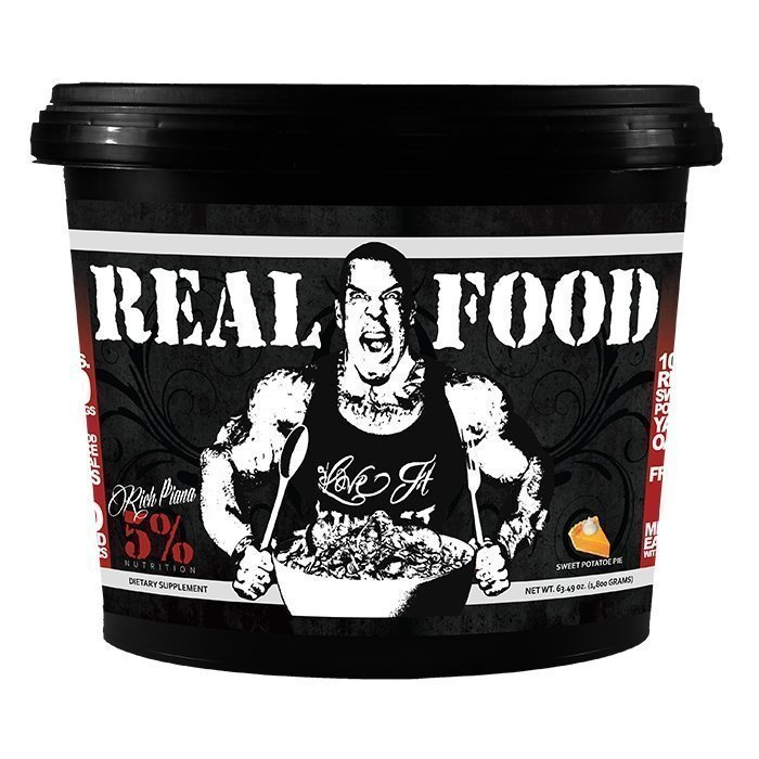 Rich Piana Real Food 1
