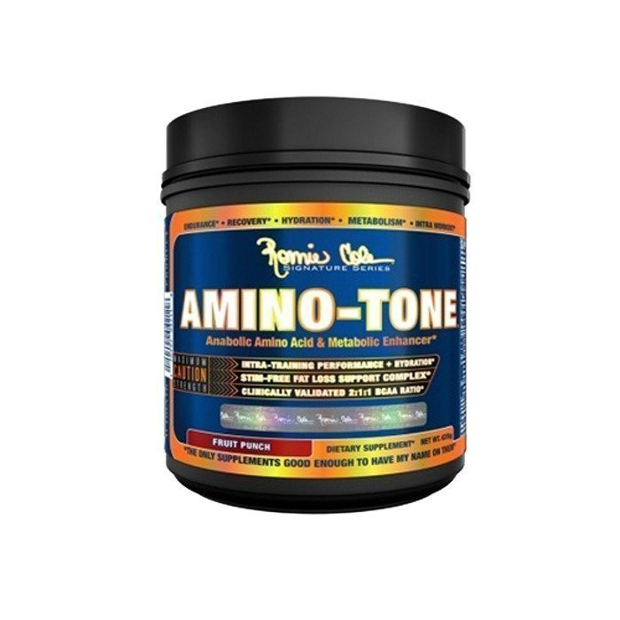 Ronnie Coleman Amino-Tone 390 g Fruit Punch