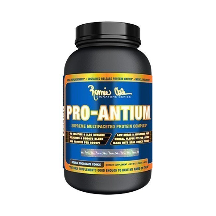 Ronnie Coleman Pro-Antium 2 kg Strawberry Shortcake