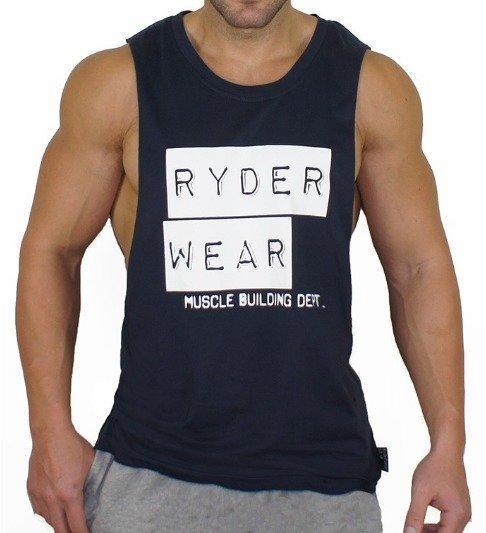Ryderwear Baller Tank tummansininen