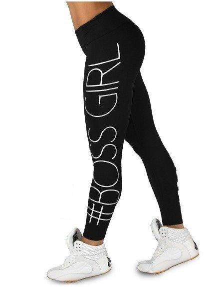 Ryderwear Boss Girl legginssit musta