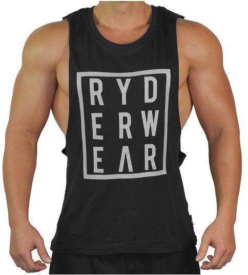 Ryderwear Deluxe Baller musta