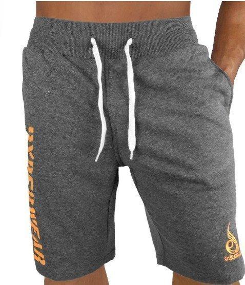 Ryderwear Track Shorts harmaa
