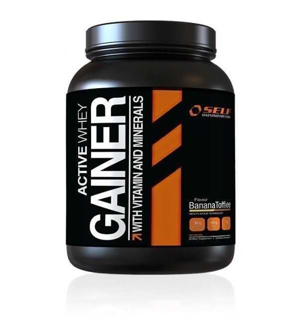 SELFomninutrition Active Whey Gainer