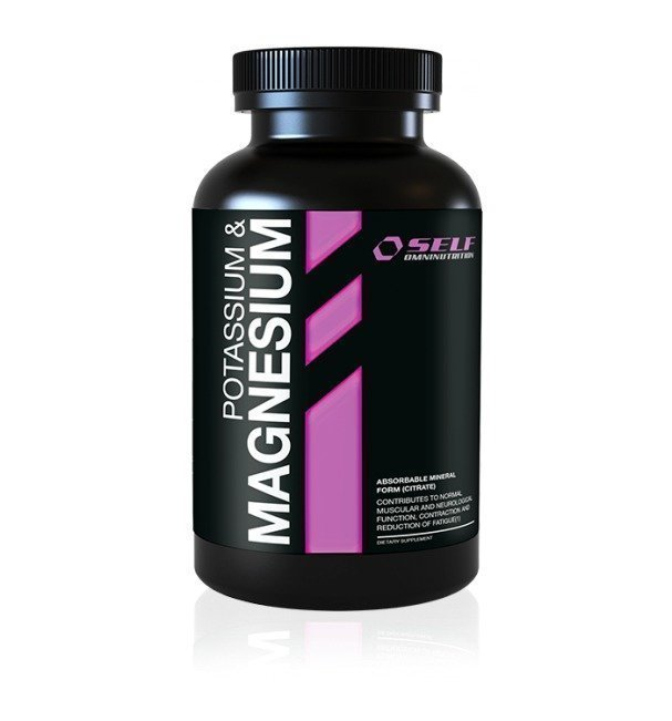 SELFomninutrition Potassium Magnesium