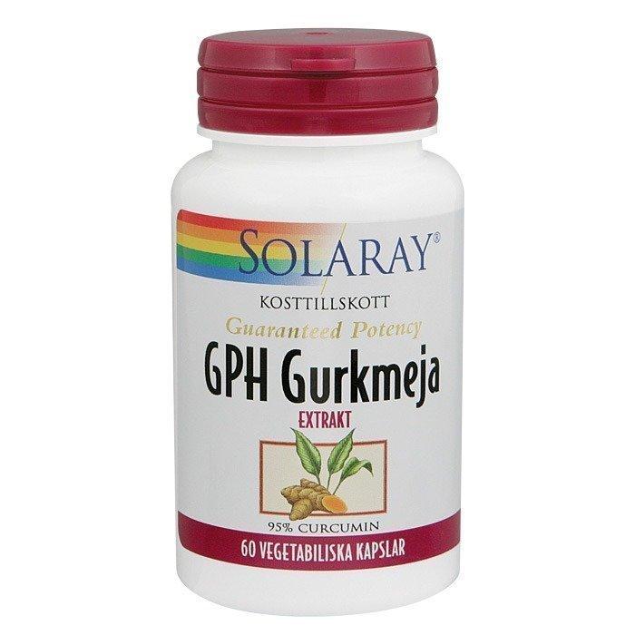 SOL GPH Kurkuma 60 tablettia