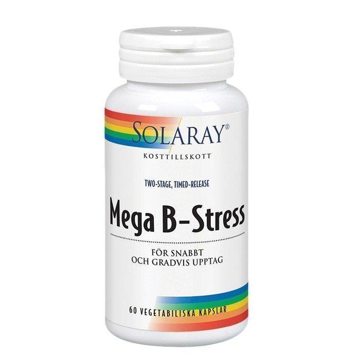 SOL Mega B-Stress 60 kapselia