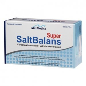 Salt Balans Super 100kpl