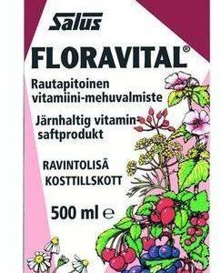 Salus Floravital Rautavalmiste