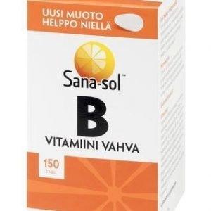 Sana-Sol Vahva B-Vitamiini