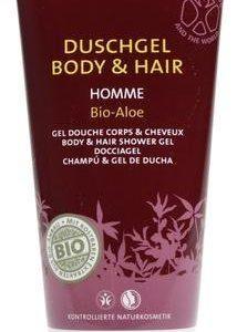 Sante Homme Aloe Suihkugeeli & Shampoo
