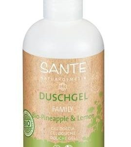 Sante Organic Ananas & Sitruuna Suihkugeeli