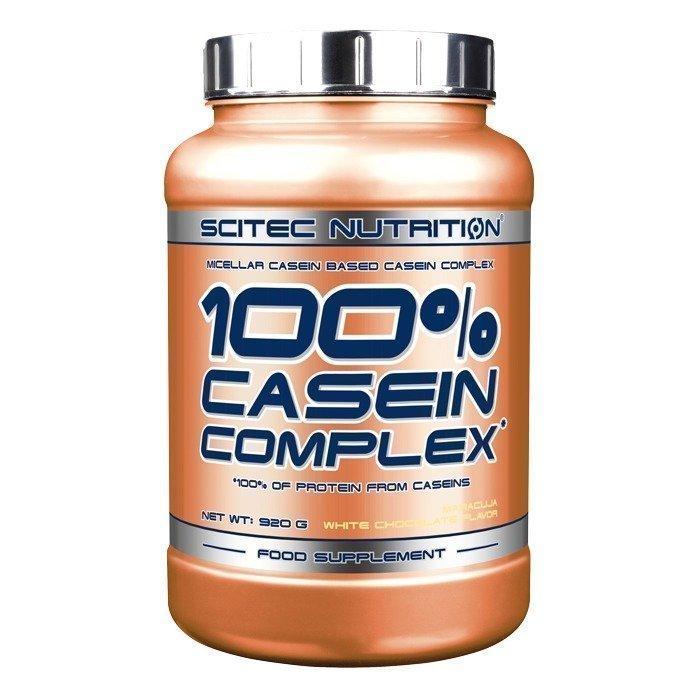 Scitec 100% Casein Complex 920 g Belgian Chocolate