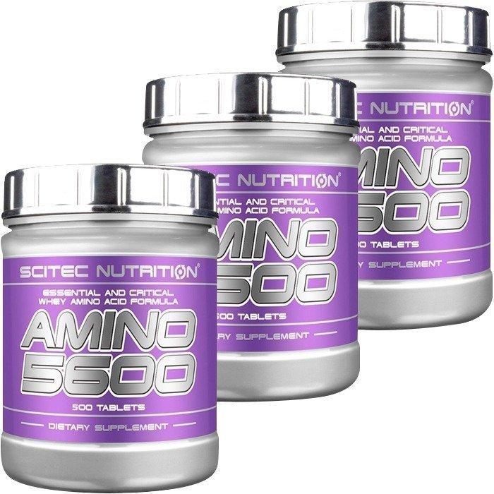Scitec 3 x amino 5600
