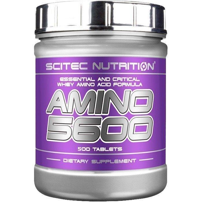 Scitec Amino 5600 500 tablettia