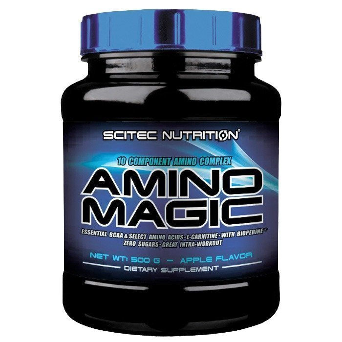 Scitec Amino Magic 500 g Apple