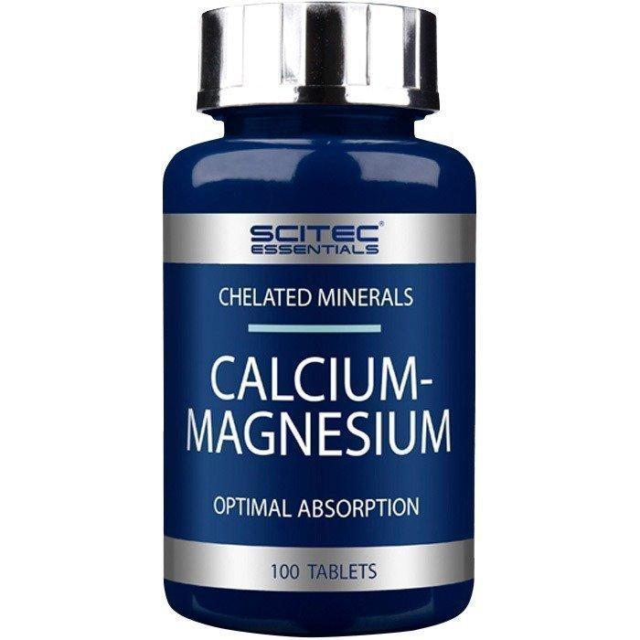 Scitec Calcium-Magnesium 100 tablets