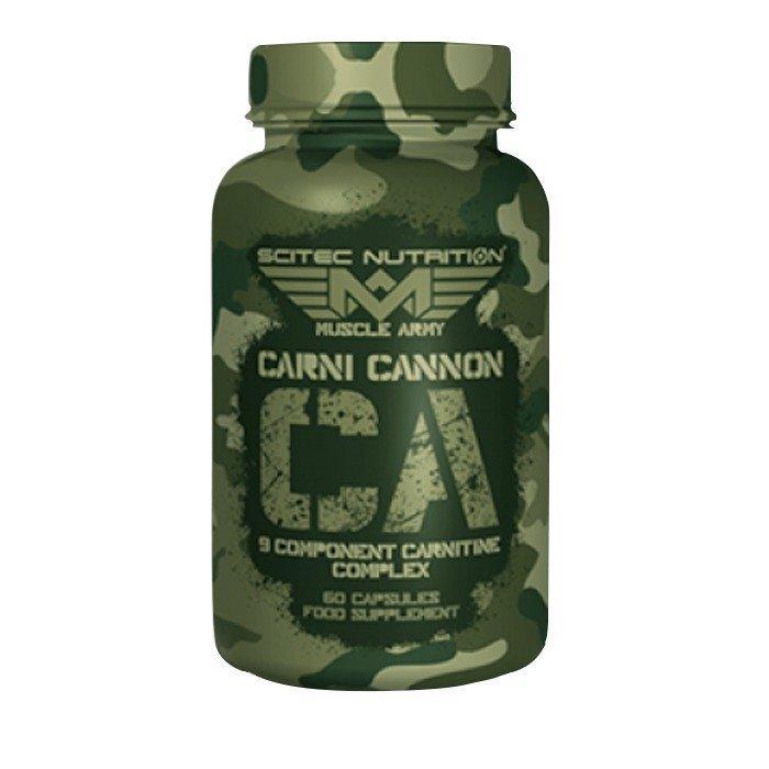 Scitec Carni Cannon CA 60 capsules
