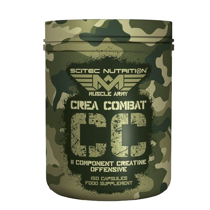Scitec CreaCombat CC 150 capsules