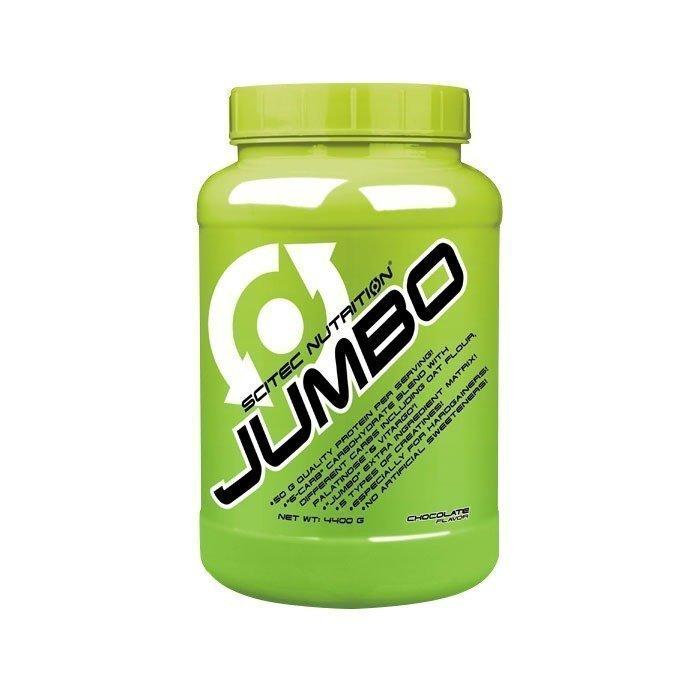 Scitec Jumbo 4400 g Chocolate