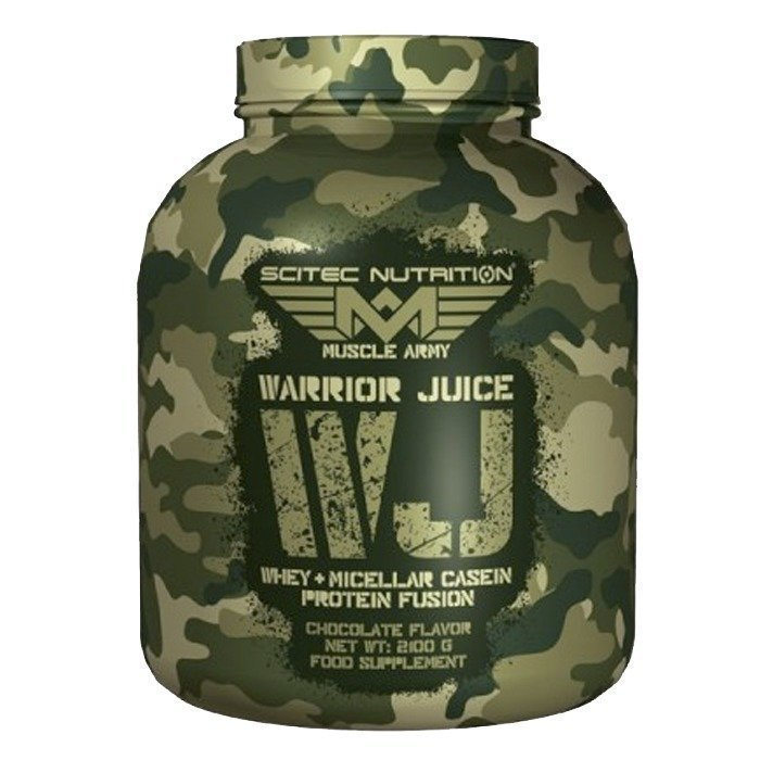Scitec Warrior Juice WJ 2100 g Chocolate