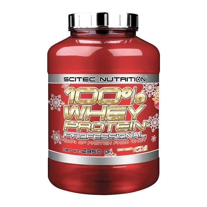 Scitec Whey Pro Prof 2350 g Caramel