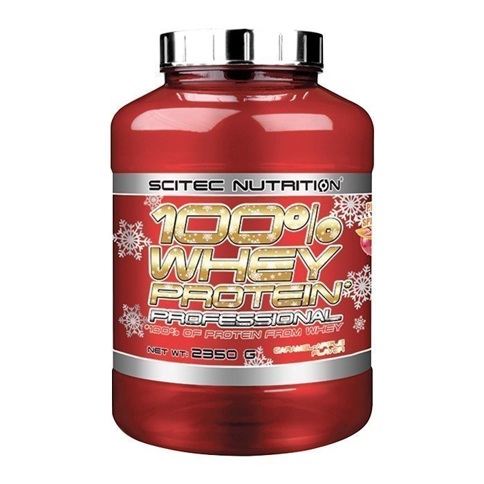 Scitec Whey Pro Prof 2350 g Honey Vanilla
