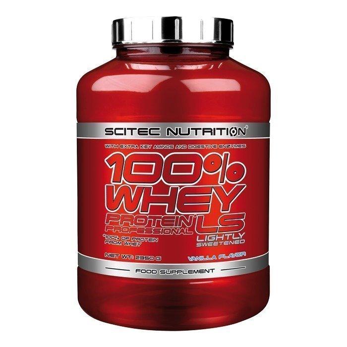 Scitec Whey Pro Prof LS 2350 g Chocola