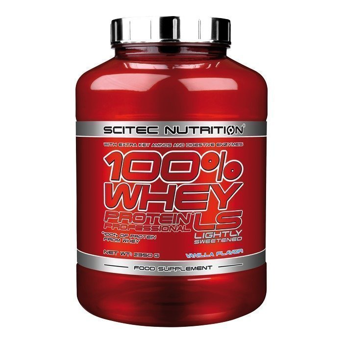 Scitec Whey Pro Profl LS 2350 g Vanilla