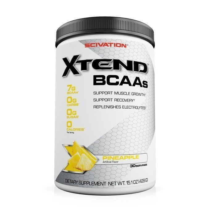 Scivation Xtend 30 servings Lemon Lime Sour