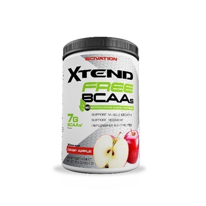 Scivation Xtend FREE 30 servings Crisp Apple