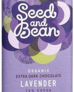 Seed And Bean Luomu Laventeli Suklaa