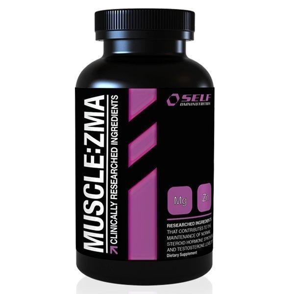 Self Muscle:ZMA 120 kaps.